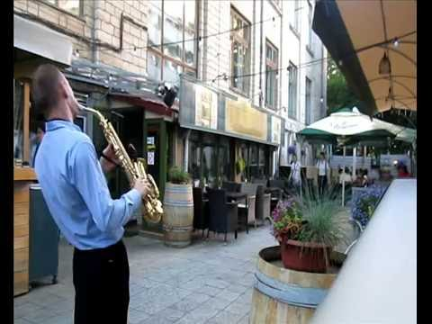 All of Me Alto Saxophone