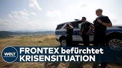 FRONTEX warnt vor Eskalation an der griechisch-türkischen Grenze