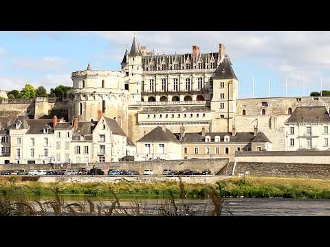 Château d'Amboise • A Royal Residence of the Kings of France for 200 Years