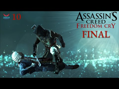 Assassin's Creed Freedom Cry [PC] Episode 10 : De Fayet's Last Stand [100% Full Synchronization] |