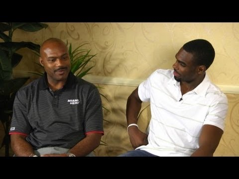 new style 67e8c c7cc0 Tim Hardaway Shares Son s Weaknesses - YouTube