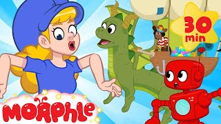 MILA IS A GIANT My Magic Pet Morphle  Cartoons For Kids  Morphle TV  BRAND NEW