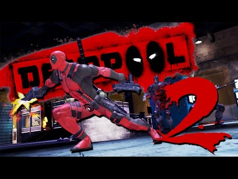 CRASH LANDING | Deadpool #2