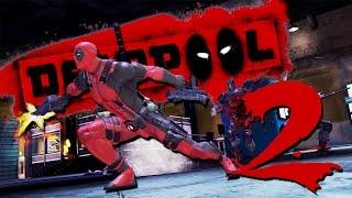 CRASH LANDING | Deadpool #2