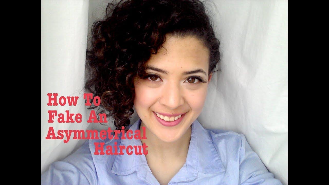 How to fake an asymmetrical haircut a tutorial fo youtube how to fake an asymmetrical haircut a tutorial fo winobraniefo Choice Image