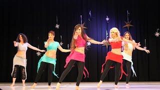 Malika Oriental Dance Studio - Let's do it by Artem Uzunov