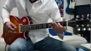 Whitesnake Bad Boys John Sykes Guitar Cover.