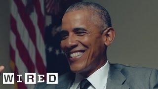 President Barack Obama on the True Meaning of Star Trek | WIRED