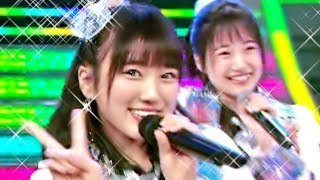 2017.02.24 ON AIR (LIVE) / Full HD (1920x1080p), 60fps HKT48 9th Si...