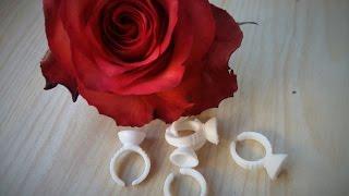 видео кольца для клея