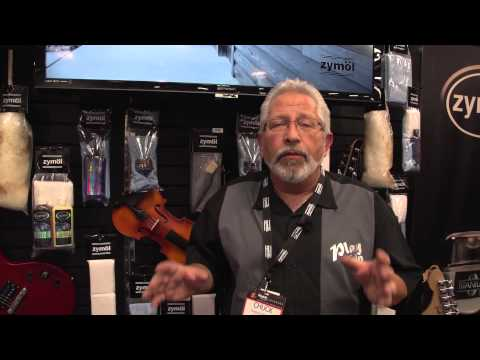 NAMM 2015 - Zymol Guitar Care Products