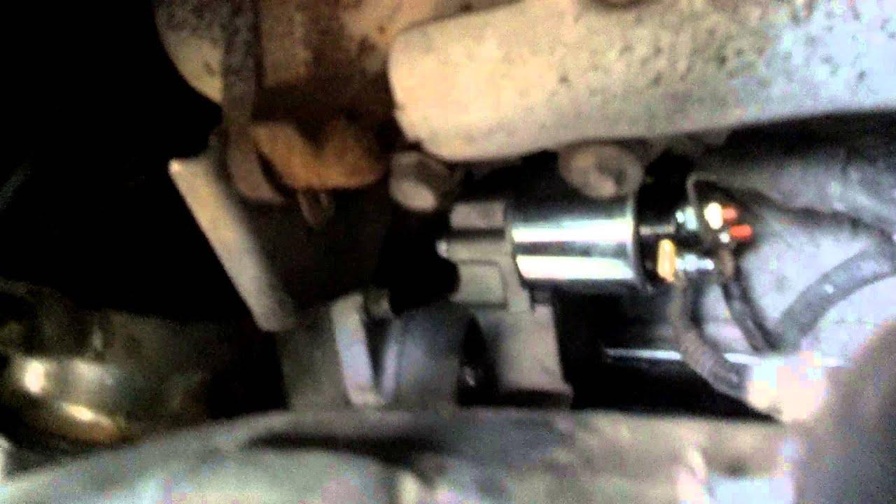 hight resolution of duramax starter on lly install kinda