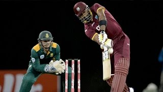 West Indies vs South Africa   1st Match   West Indies Beat South Africa By 4 Wickets