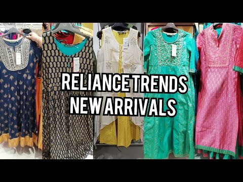 Reliance Trends - Latest Kurti Collection - Dussehra Special