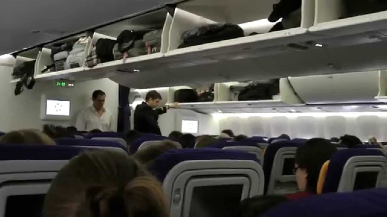 Lufthansa LH498 - Frankfurt am Main to Mexico City - Boeing 747-8i