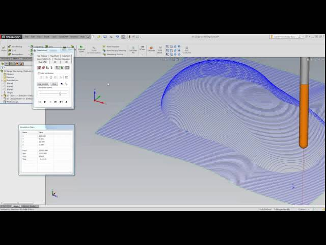 Getting the most out of SolidCAM HSS