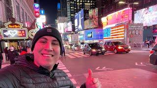 EL CHIQUETE VIAJANDO A NUEVA YORK