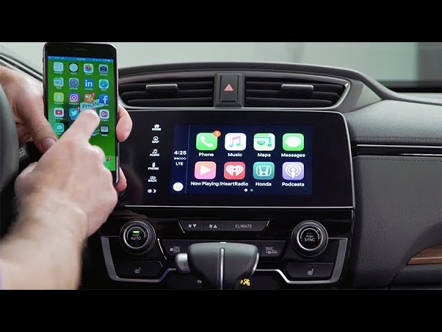 2018 Honda CR-V Tips & Tricks: How to Use Apple CarPlay