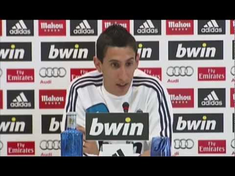 "Angel Di Maria: ""Real Madrid braucht Ronaldo"""