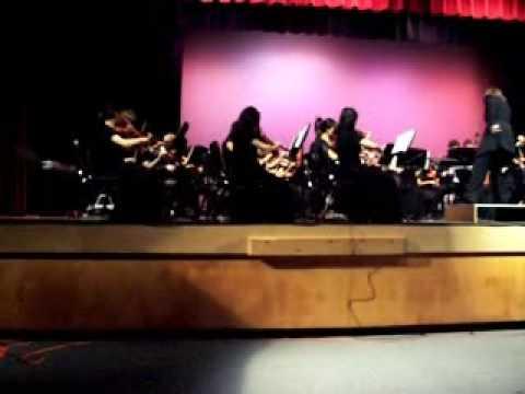 Centennial High School Orchestra-1-b.wmv