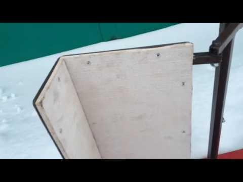 Люк под плитку серии А 30х30 - YouTube