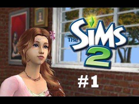 THE SIMS 2 Домашний бизнес семейки Максвелл #1 Создание персонажа
