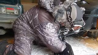 Ремонт Arctic Cat Bearcat 570 XTЕ