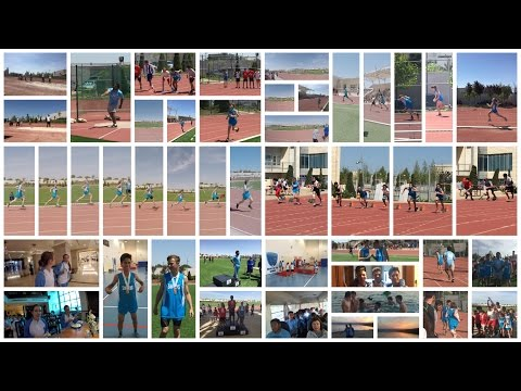 The Middle East Unity Cup Track and Field Day 2 @ Amman, Jordan!