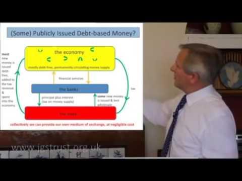 Debt based money part 1
