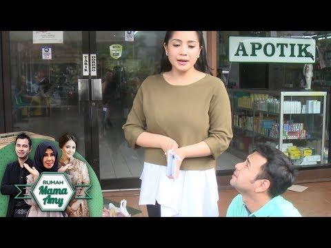 Raffi Nagita Slavina Pasangan Berhati Mulia, Semua Barangnya Diberikan ke Pemulung  - Rumah Mama Amy