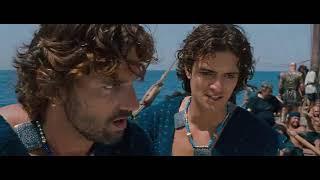 Troy - Paris starts Trojan War by taking Helen from Sparta