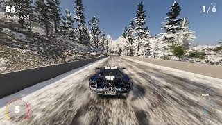 The Crew 2 - Fully Upgraded 315mph 2017 Ford GT Snow Race Gameplay + Perfect Tuning