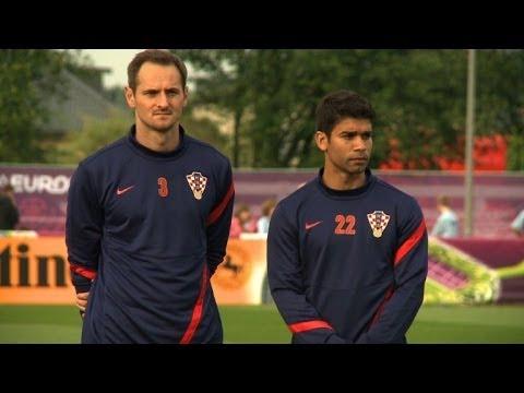 Nach Eklat bei Quali: FIFA sperrt Simunic für die WM