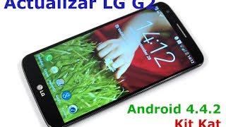 [LG G2] Cómo Actualizar a Android Lollipop