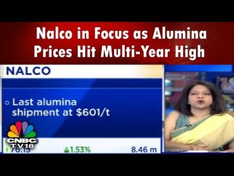 Nalco in Focus as Alumina Prices Hit Multi-Year High | Bazaar Corporate Radar | CNBC TV18