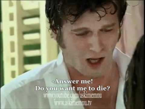 Bihter's suicide Ask-i Memnu [English Subtitles]