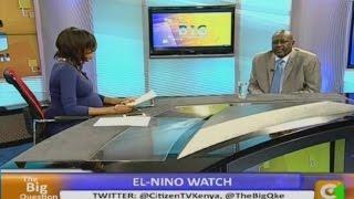 The Big Question El Nino Watch