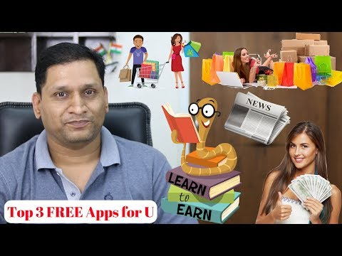 Top 3 apps - Around the World | Shop & Save | Save & Earn