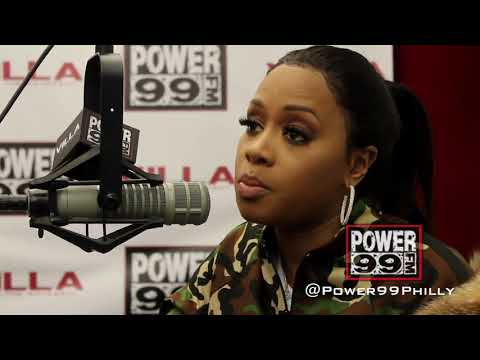 Remy Ma Interview Preview - Support from 50 Cent