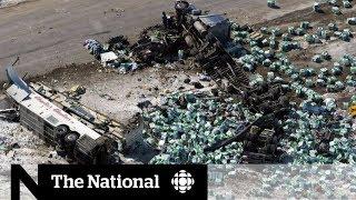 Truck involved in Humboldt Broncos bus crash identified