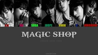 [VIETSUB] MAGIC SHOP - BTS 방탄소년단 (Love yourself