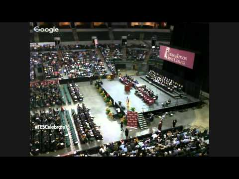 Live Stream of Thomas Edison State College's 2015 Commencement