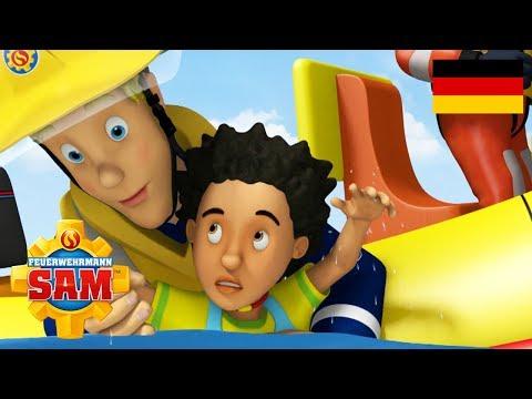 Feuerwehrmann Sam Deutsch Neue Folgen | Beste Feuerrettungen | Cartoon für Kinder