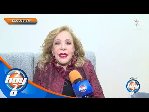Silvia Pinal reconoce que Frida Sofía es su nieta favorita   Hoy