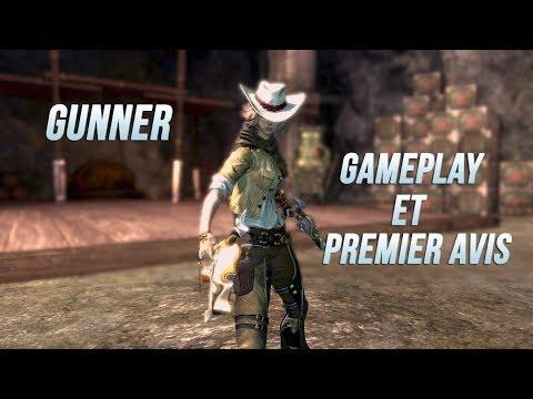 Blade And Soul : Premiers pas en Gunner – Gameplay et premier Avis