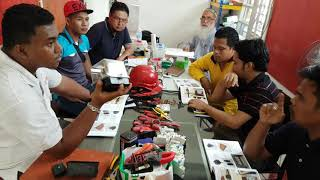 PROFESSIONAL & PRIVATE ELECTRICAL WIRING CLASS - Single Phase Class - Session 36/2018