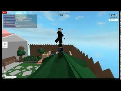 Roblox Hide And Seek Extreme Hideout Part 1 The Backyard Youtube