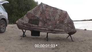 Омская рыбалка.Раскладушка-туристическая.Модернизация(, 2013-09-26T13:01:08.000Z)