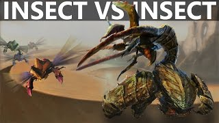 【MH4U】Insect vs Insect︱HR999 Quest