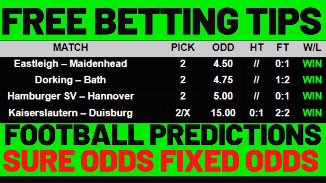 Ht/ft betting predictions best sports betting sites in nigeria